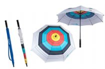 Large Golf Sized Umbrella with Cover and Shoulder Strap